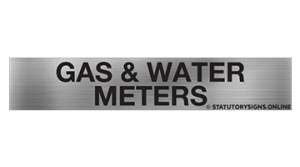 GAS & WATER METERS