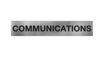 communications sign