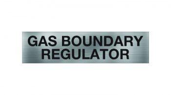 gas-boundary-regulator