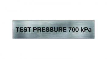 test-pressure