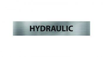 Hydraulic Sign