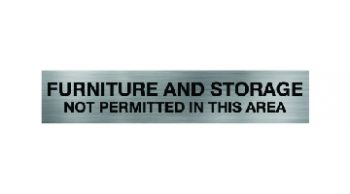furniture-and-storage-not-permitted-in-this-area