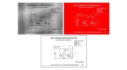 Fire Block Plan