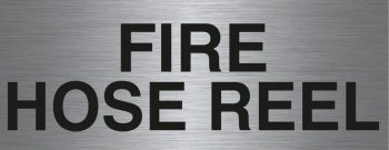 Fire Hose Reel 50mm Sign